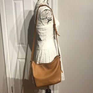Messenger Bag Crossbody Purse Brown Boho Daily Use